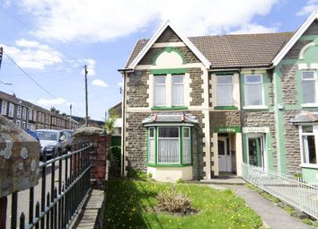 Thumbnail 4 bed semi-detached house for sale in Penygraig -, Tonypandy