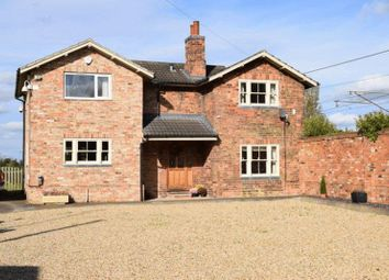 Thumbnail 3 bed detached house for sale in North Road, North Muskham, Newark