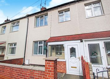 Thumbnail 3 bedroom terraced house for sale in High Street, Dragonby, Scunthorpe