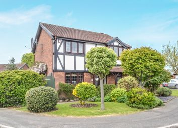 Thumbnail 3 bedroom detached house for sale in Roehampton Drive, Trowell, Nottingham