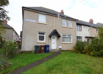Thumbnail 2 bed flat to rent in Langton Terrace, High Heaton, Newcastle Upon Tyne