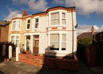Thumbnail 1 bed flat to rent in Rockpoint Avenue, Wallasey