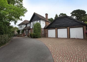 Thumbnail 4 bedroom detached house to rent in Aldridge Road, Ferndown