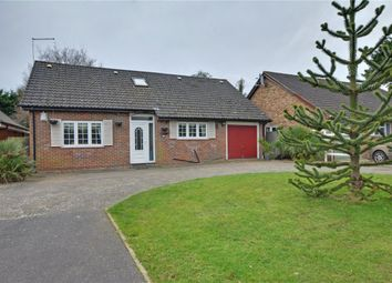 Thumbnail 4 bedroom detached bungalow for sale in Leesons Hill, Chislehurst