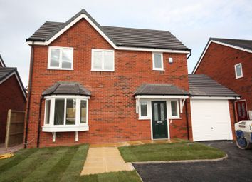 Thumbnail 3 bedroom detached house to rent in Hurst Close, Talke Pits, Stoke-On-Trent