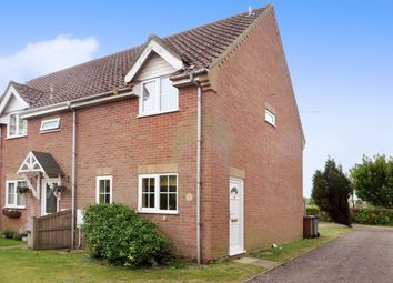 Thumbnail 2 bed end terrace house for sale in Back Road, Wenhaston, Halesworth