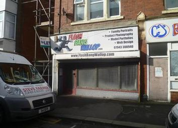 Thumbnail Retail premises to let in 61 Bolton Street, Blackpool
