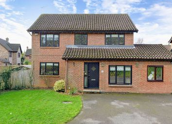 Thumbnail 4 bed detached house to rent in Markenhorn, Godalming