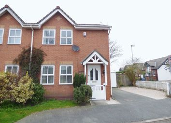 Thumbnail 3 bed semi-detached house for sale in Lamerton Close, Penketh, Warrington