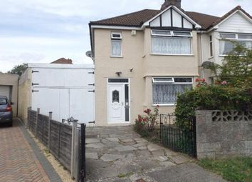 Thumbnail 3 bed semi-detached house for sale in Perrycroft Road, Bristol
