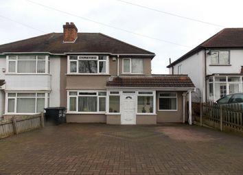 Thumbnail 3 bedroom property for sale in Bromford Lane, Washwood Heath, Birmingham