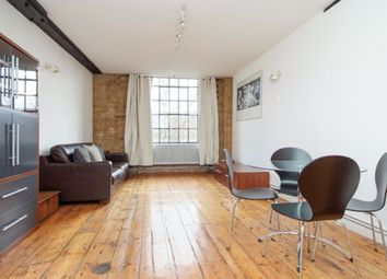 Thumbnail 1 bed flat to rent in The Grainstore, London