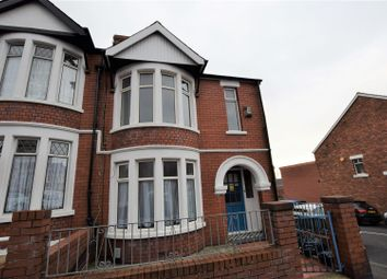 3 bed end terrace house for sale in Gladstone Road, Barry CF62