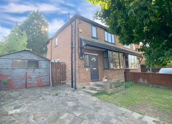 Thumbnail 3 bed semi-detached house for sale in Boundary Road, Wooburn Green, High Wycombe