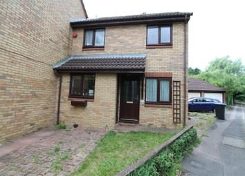 Thumbnail 1 bedroom semi-detached house to rent in Bull Stag Green, Hatfield