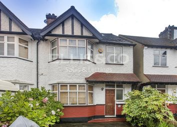 Thumbnail 5 bed end terrace house for sale in Nant Road, London