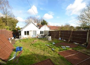 Thumbnail 3 bed semi-detached bungalow for sale in Alma Croft, Littlebury, Saffron Walden, Essex