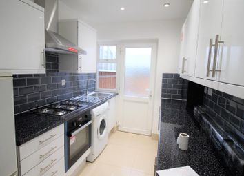 Thumbnail 3 bed terraced house to rent in Ennismore Avenue, Greenford, Middlesex