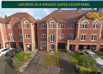 Thumbnail 6 bed end terrace house for sale in Elm Tree Gardens, Stoneygate, Leicester
