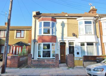 Thumbnail 2 bed terraced house for sale in Manor Road, Portsmouth