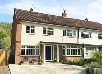 Thumbnail 5 bed semi-detached house for sale in Cage End Close, Hatfield Broad Oak, Bishop's Stortford, Essex