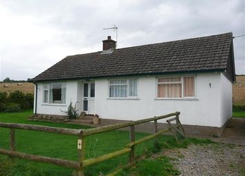 Thumbnail 3 bed detached bungalow to rent in Forest View, St. Arvans, Chepstow