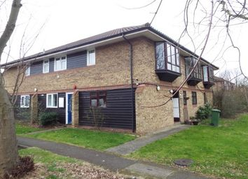 Thumbnail 1 bed flat to rent in Woodstock Gardens, Laindon, Basildon