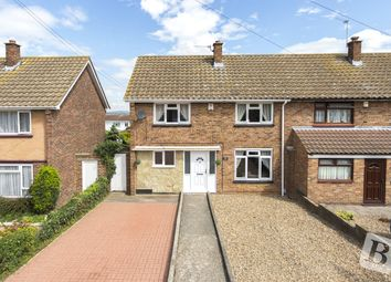 Thumbnail 3 bed end terrace house for sale in Medhurst Crescent, Gravesend, Kent