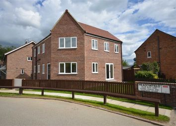 Thumbnail 4 bedroom detached house for sale in Meadowfield, Breighton Road, Selby