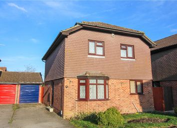 Thumbnail 4 bedroom detached house for sale in Clover Lane, Yateley, Hampshire