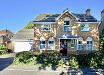 4 bed detached house for sale in Devoke Close, Huntingdon, Cambridgeshire PE29