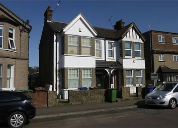 Thumbnail 3 bed semi-detached house to rent in Cromwell Road, Grays, Essex