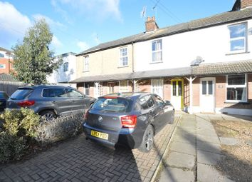 Thumbnail 2 bed terraced house to rent in Camp Road, St Albans, Herts