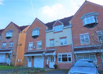 Thumbnail 4 bed town house for sale in Crowswood Drive, Stalybridge