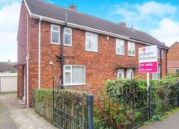 Thumbnail 3 bedroom semi-detached house for sale in Hollytree Avenue, Maltby, Rotherham