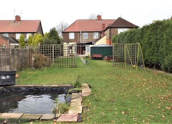 Thumbnail 4 bed semi-detached house for sale in Spalding Road, Holbeach, Spalding