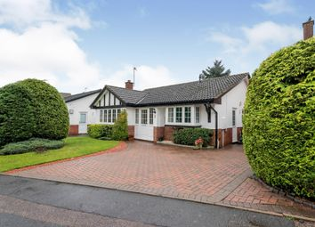 Maple Grove, Lichfield WS14. 2 bed detached bungalow for sale
