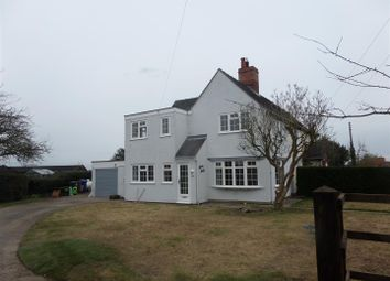 Thumbnail 2 bed semi-detached house to rent in Hadley End, Yoxall, Burton-On-Trent