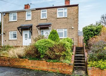 Thumbnail 2 bedroom semi-detached house for sale in Leeke Avenue, Horbury, Wakefield, West Yorkshire