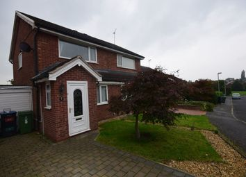 Thumbnail 2 bed property to rent in Blackthorn Close, Marford, Wrexham