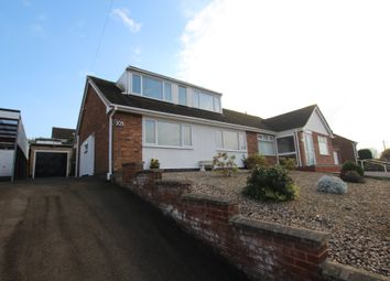Thumbnail 3 bed semi-detached bungalow for sale in Princethorpe Way, Binley, Coventry