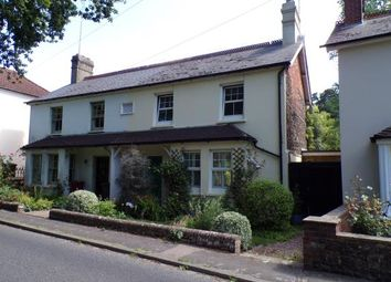 Thumbnail 3 bedroom semi-detached house for sale in Devon Villas, Lower Street, Fittleworth, Pulborough