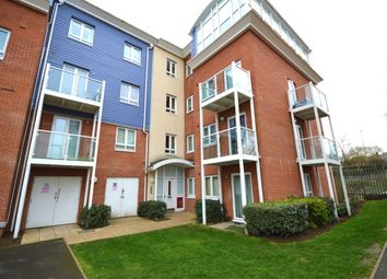 Thumbnail 2 bed flat to rent in Pumphouse Crescent, Watford