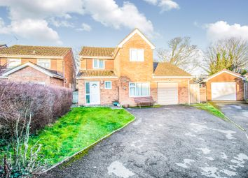 Thumbnail 4 bedroom detached house for sale in Wintour Close, Chepstow