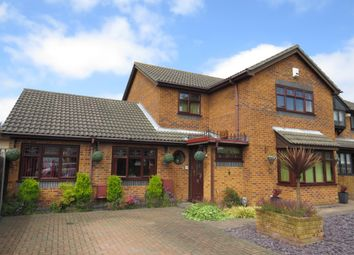 Thumbnail 4 bed detached house for sale in Ranville, Carlton Colville, Lowestoft