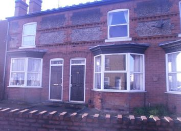Thumbnail 3 bedroom property to rent in Lord Street, Walsall
