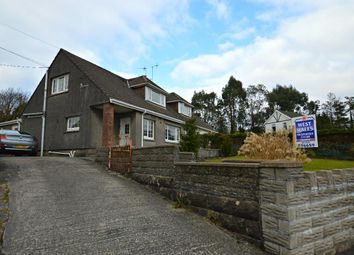 Thumbnail 2 bedroom semi-detached house for sale in Maesyglyn, Glanamman, Ammanford
