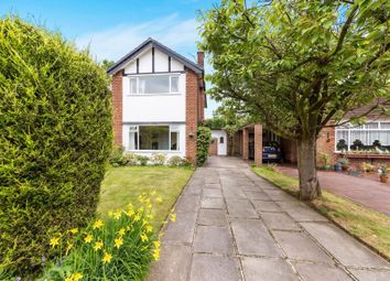 Thumbnail 4 bed detached house for sale in Langdale Road, Bramhall, Stockport