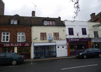 Thumbnail Retail premises to let in Cheap Street, Newbury