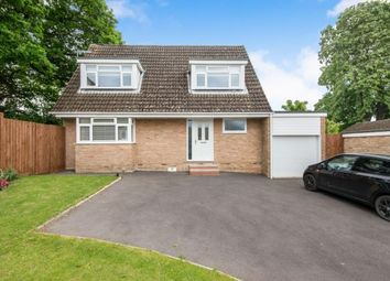 Thumbnail 4 bedroom detached house for sale in Bishopstoke, Eastleigh, Hampshire